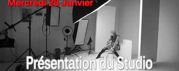 28 Janvier : Formation Studio