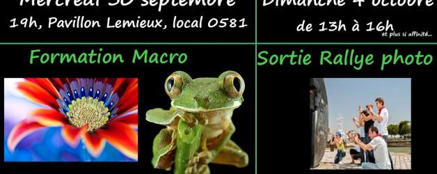 La macrophotographie
