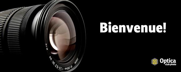 Bienvenue sur le nouveau site du Club photo Optica!