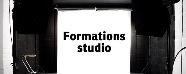Formations studio