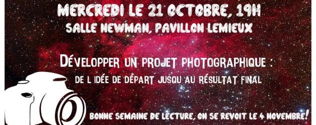 Projet Photographique